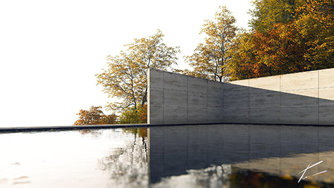 Tribute to Ludwig Mies van der Rohe